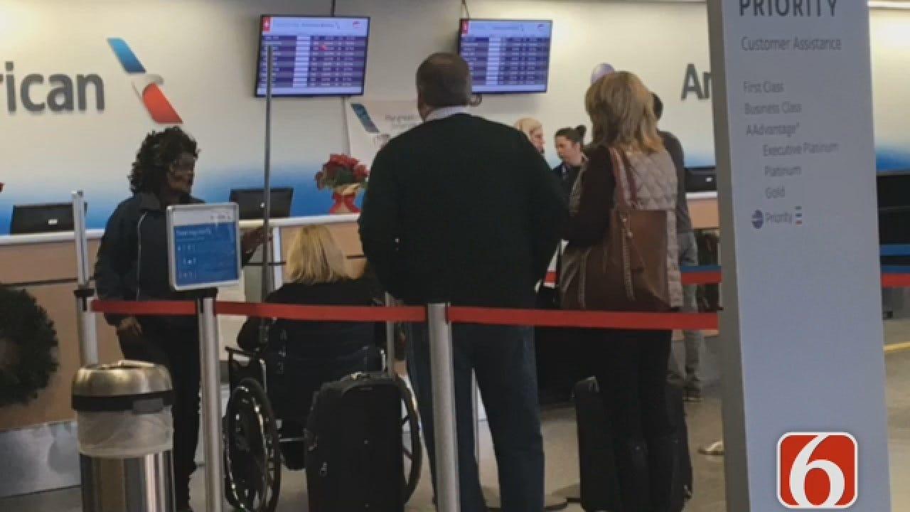 Joseph Holloway: Thanksgiving Travel Tips From Tulsa International Airport