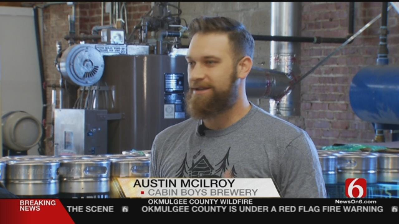 With Liquor Laws Loosening, New Breweries Open Across Tulsa