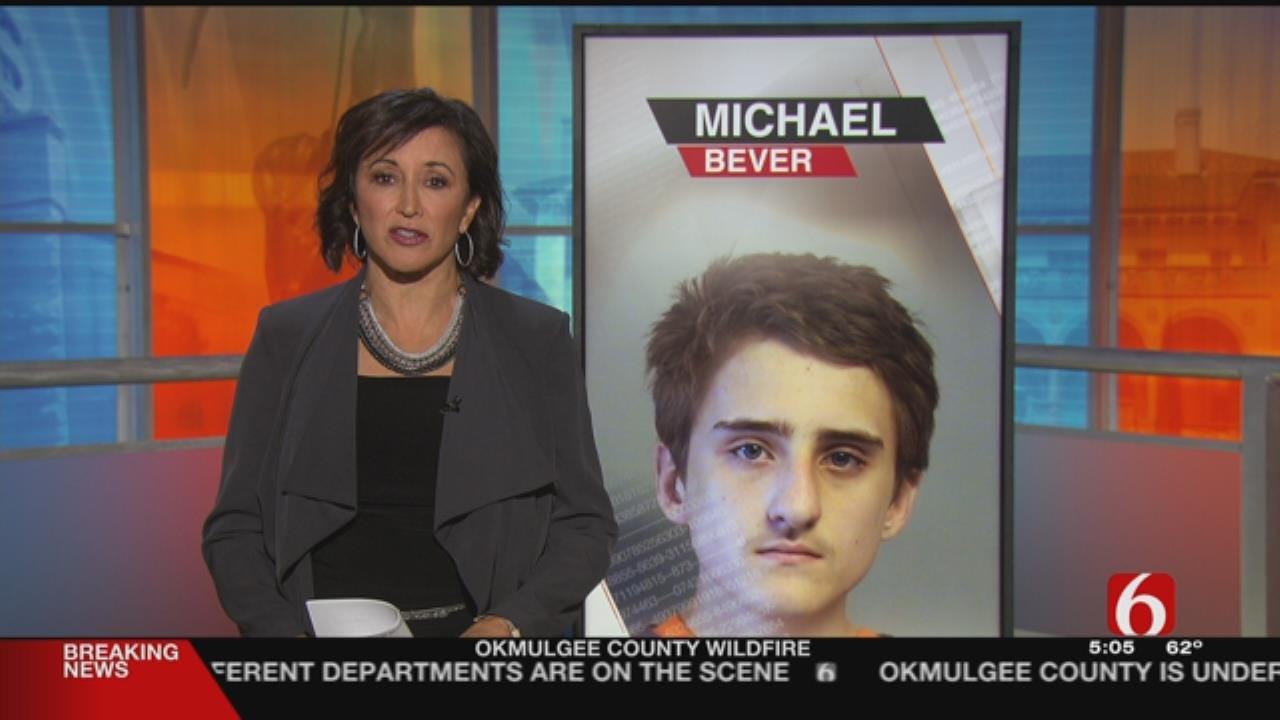 DA Wants Michael Bever To Undergo Mental Health Evaluation