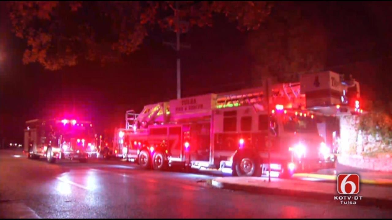 Joseph Holloway: One Killed In Tulsa House Fire