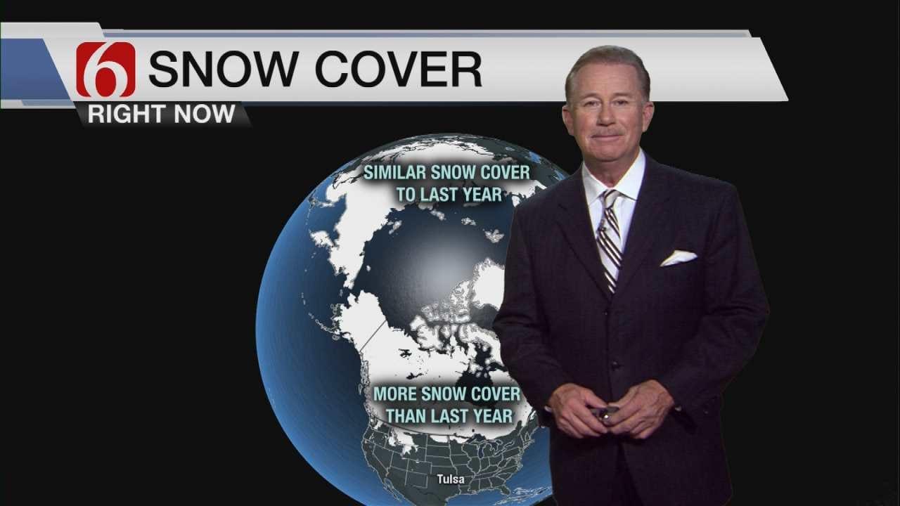 Travis Meyer's Winter Weather Outlook