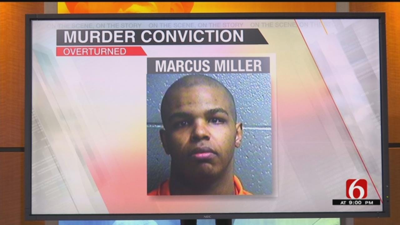 Tulsa Man Charged With 2013 Murder To Be Re-Sentenced