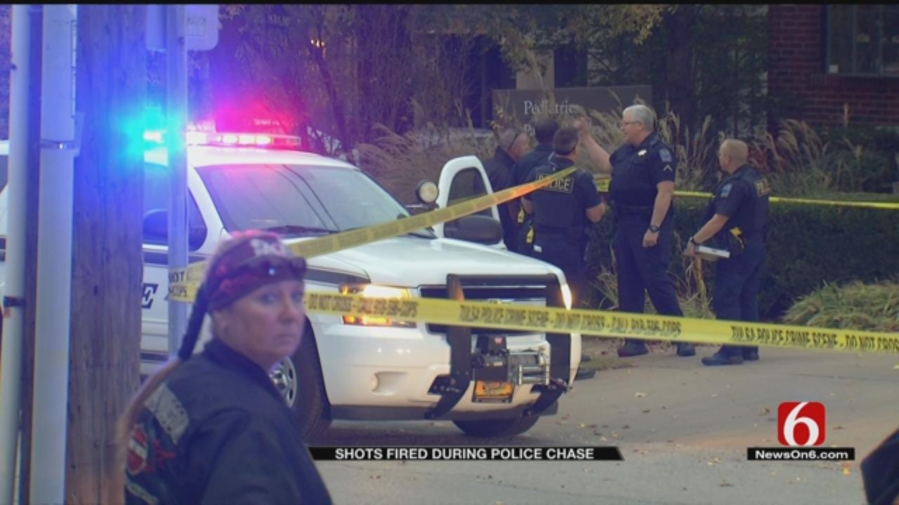 Officer Shoots At Woman Trying To Hit Her With Stolen Truck, Tulsa Police Say