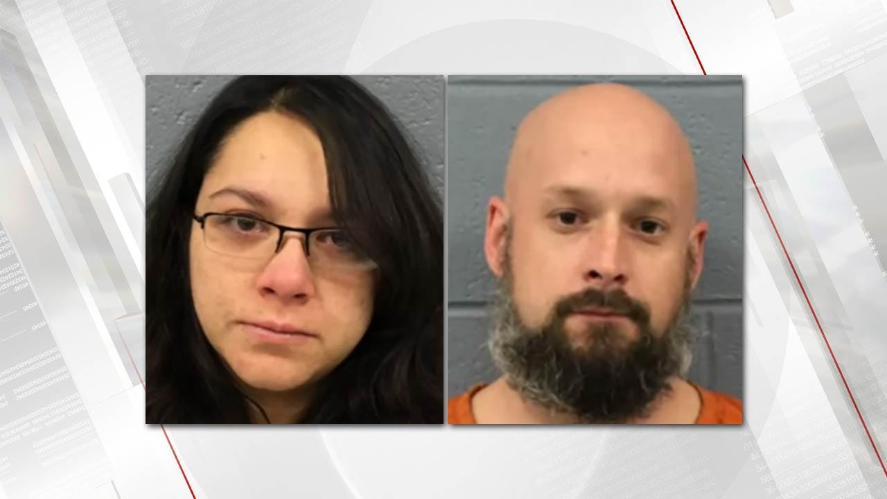 Lori Fullbright: Couple Arrested After Deputies Say New Mom Tested Positive For Drugs
