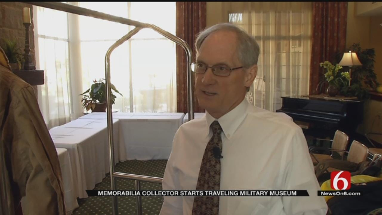 Keith Myers On Traveling Military Museum: 'I Do It To Remember The Veterans'