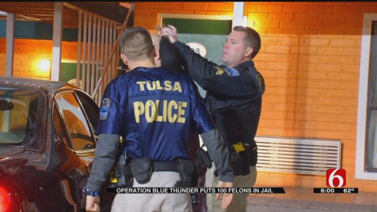 Tulsa Crime Task Force Wraps Up Month-Long Operation Part 2