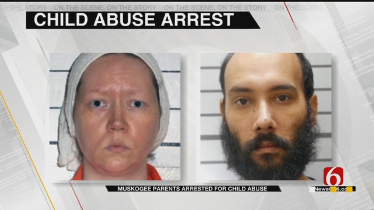 Muskogee Parents Arrested After Kids Found Living In 'Deplorable' Conditions