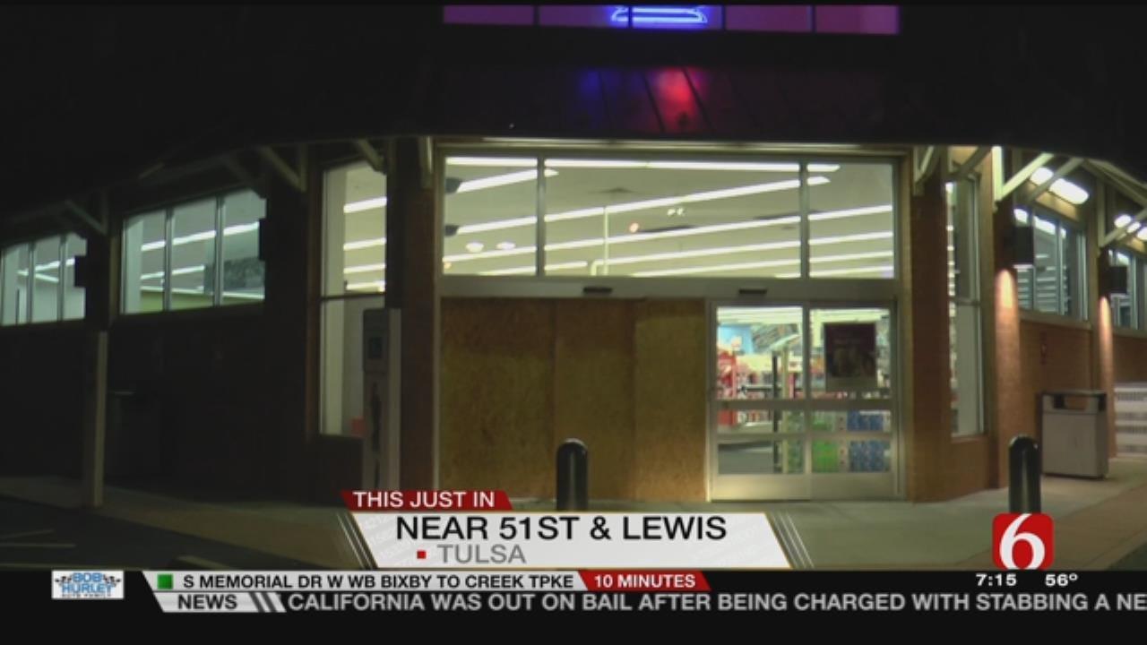 Walgreens Burglar Takes Advantage Of Previous Break-In Repairs