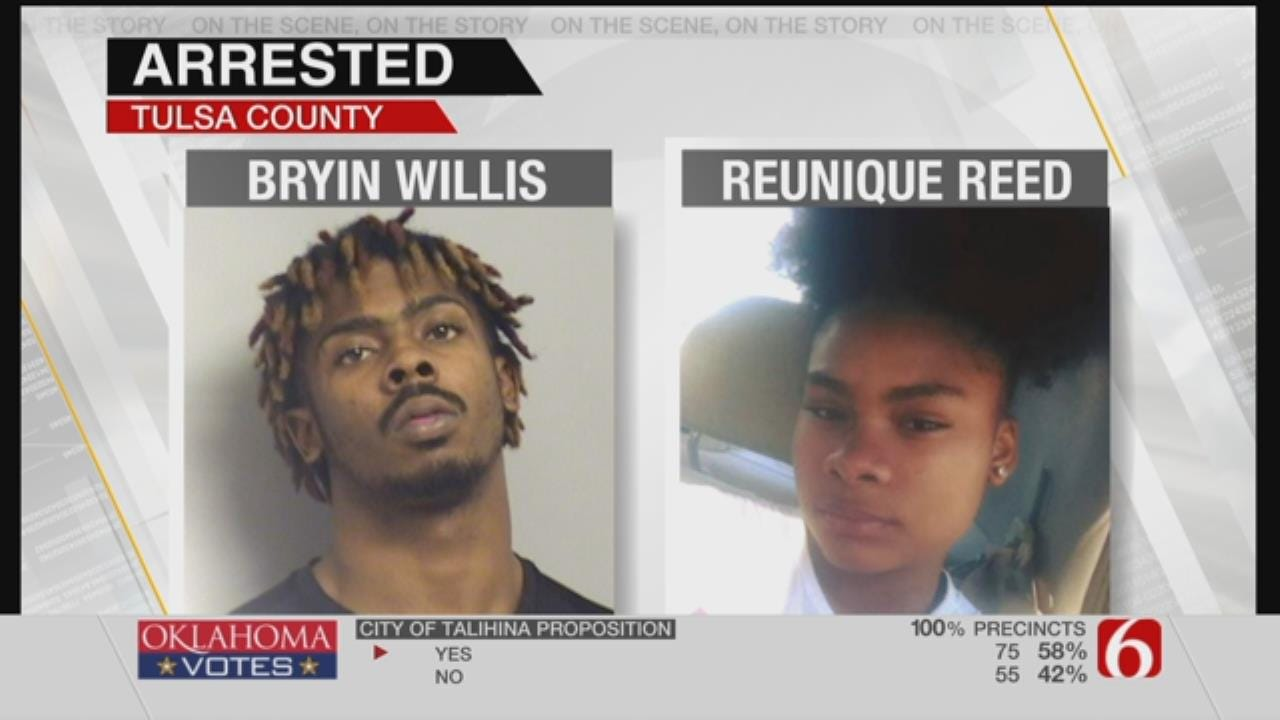 Two In Custody Connected To September Homicide