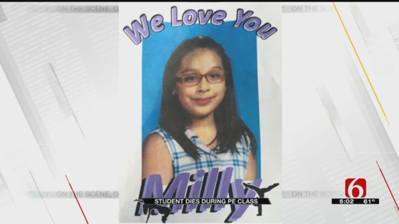 Vinita Community Mourns Death Of 9-Year-Old Student