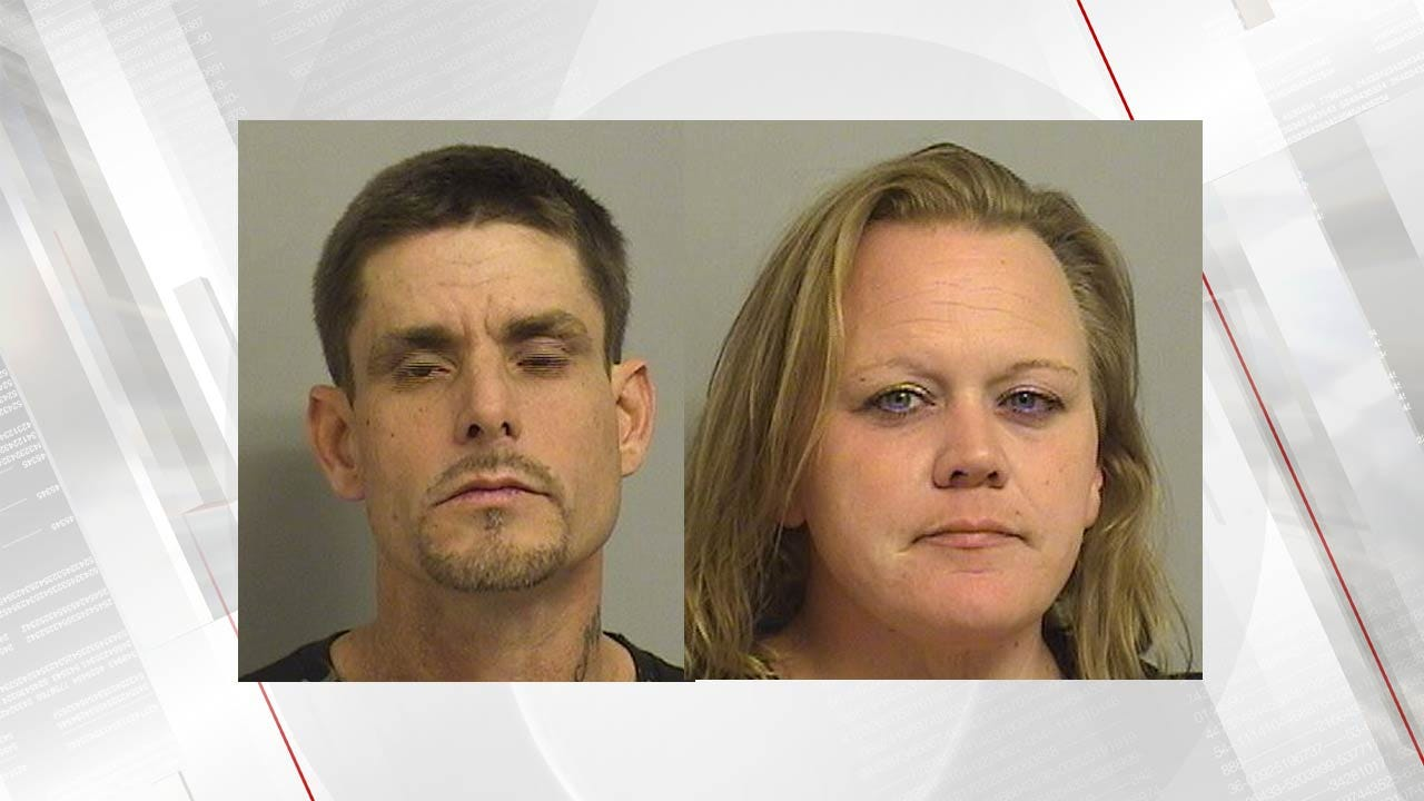 Lori Fullbright: Two Tulsa People Accused Of Stealing 11 Guns, Ammo