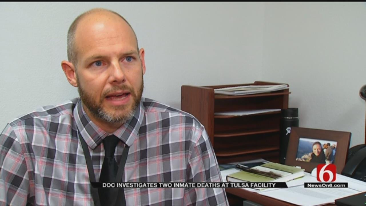 DOC Investigating 2 Deaths At Tulsa Transitional Center