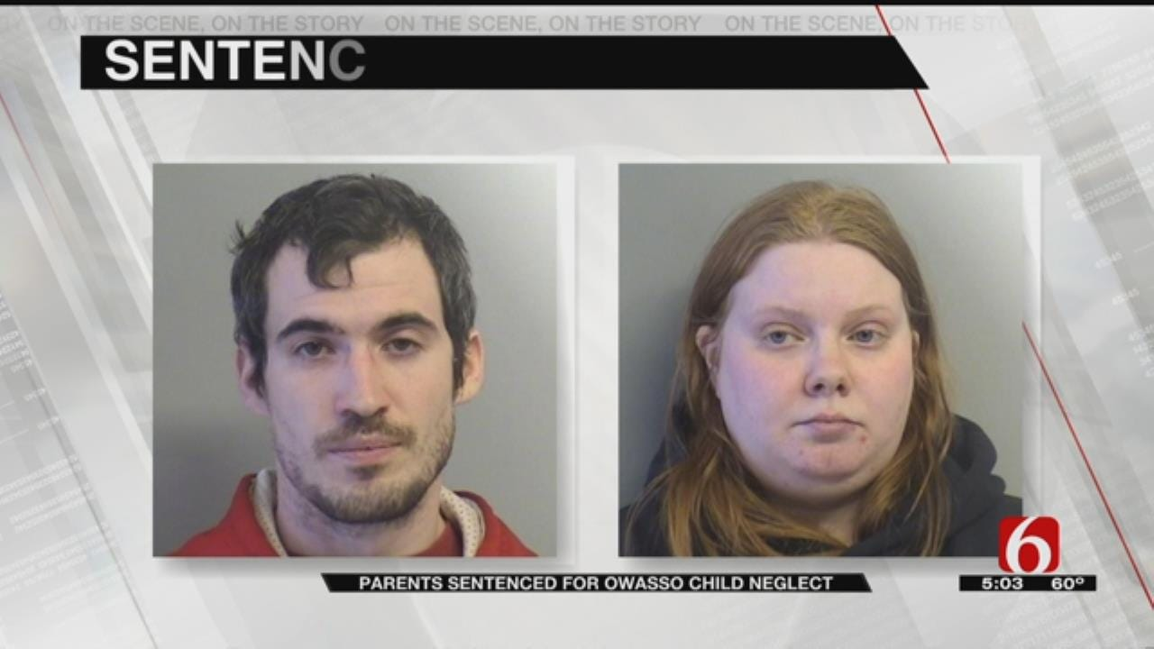 Collinsville Couple Sentenced To 130 Years In Prison For Child Neglect