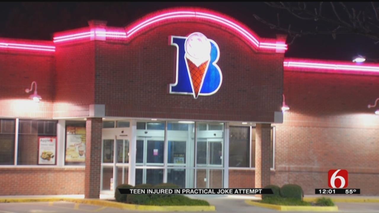 Tulsa Teen Run Over In Practical Joke Gone Wrong
