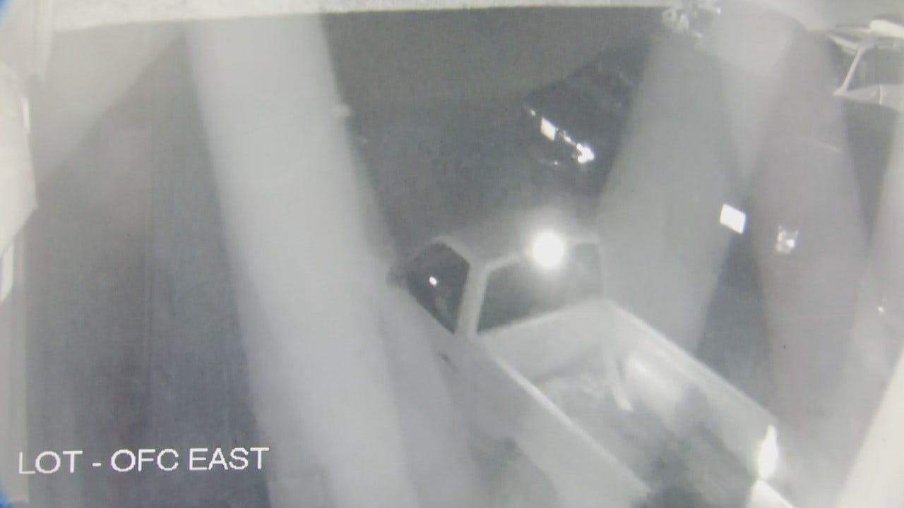 WEB EXTRA: Midwest Auto Parts Surveillance Video