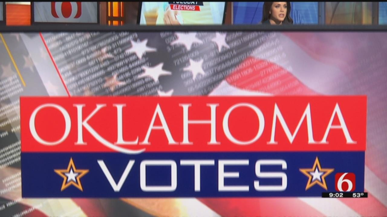 Voting Takes Place Across State Tuesday