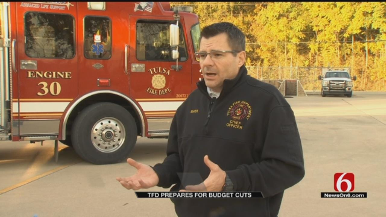 TFD: State Cuts To Services Could Increase 911 Calls