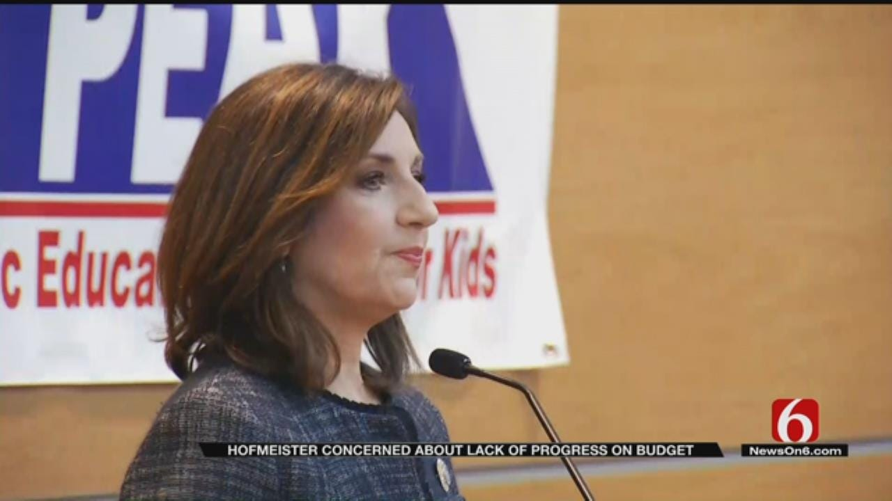 Hofmeister: Possibly Dim Future For Education Funding