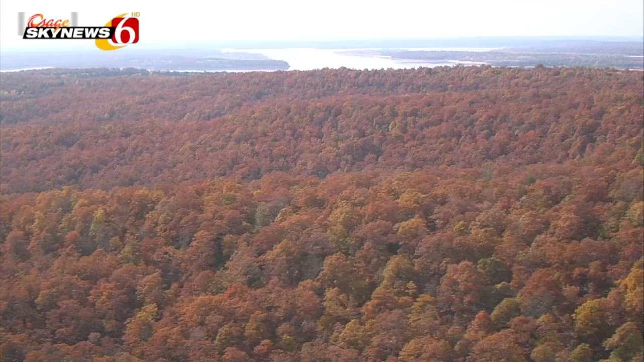 Osage SkyNews 6 HD: Tulsa Area Fall Foliage Tour