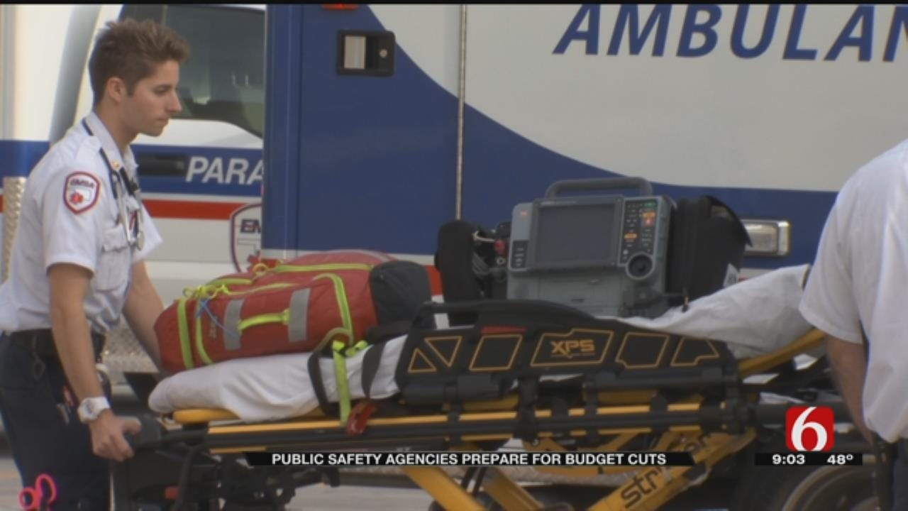 Oklahoma First Responders Could Suffer Under Budget Cuts