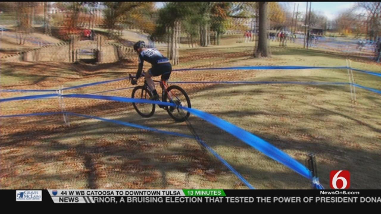 Tulsa To Host Cyntergy Hurtland Bicycle Race
