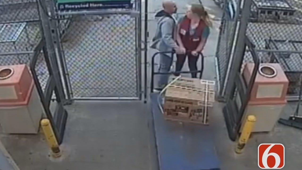 Amy Slanchik: Man Steals Generator, Shoves Employee, Claremore Police Say