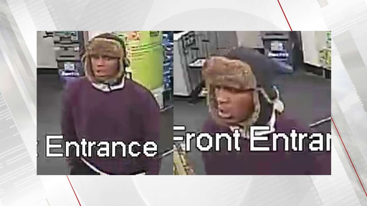 Walgreens Robbery Suspect Pointed Gun At Customer, TPD Says
