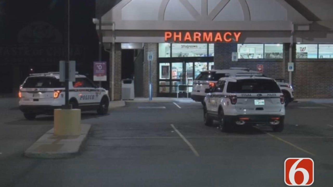 Joesph Holloway Reports On Tulsa Walgreens Robbery
