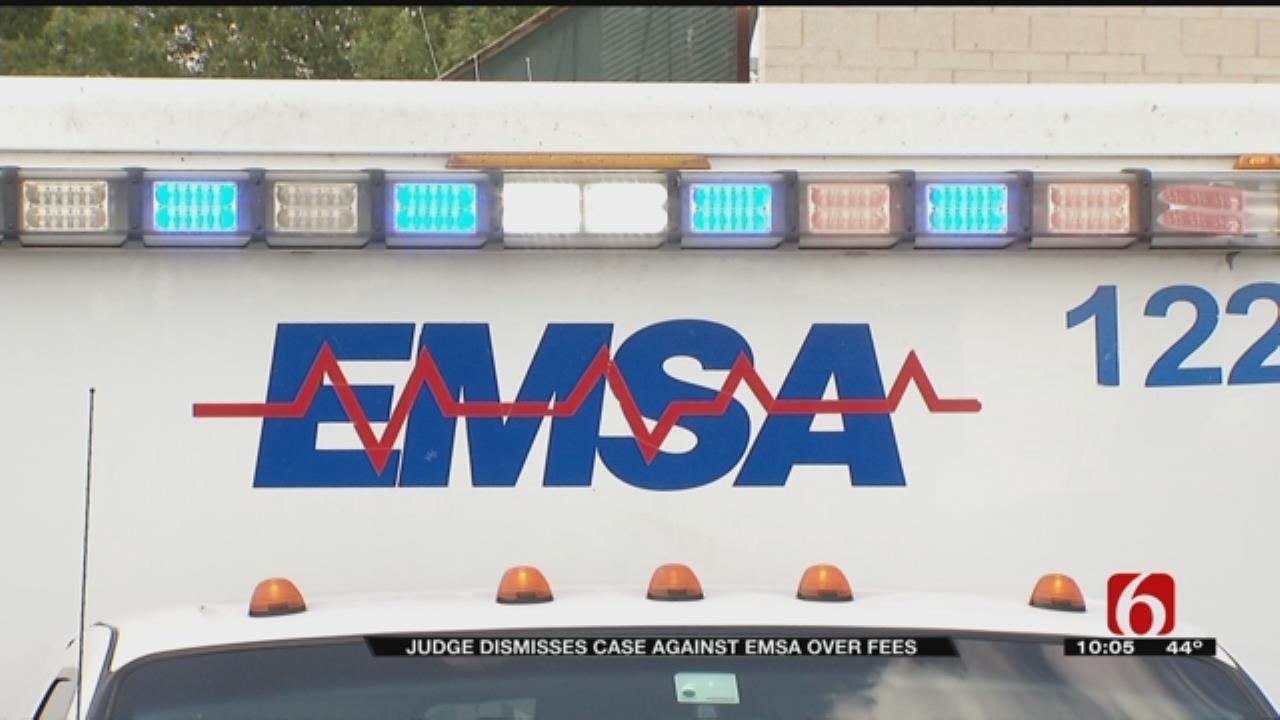 Oklahoma Judge Dismisses Federal Case Against EMSA