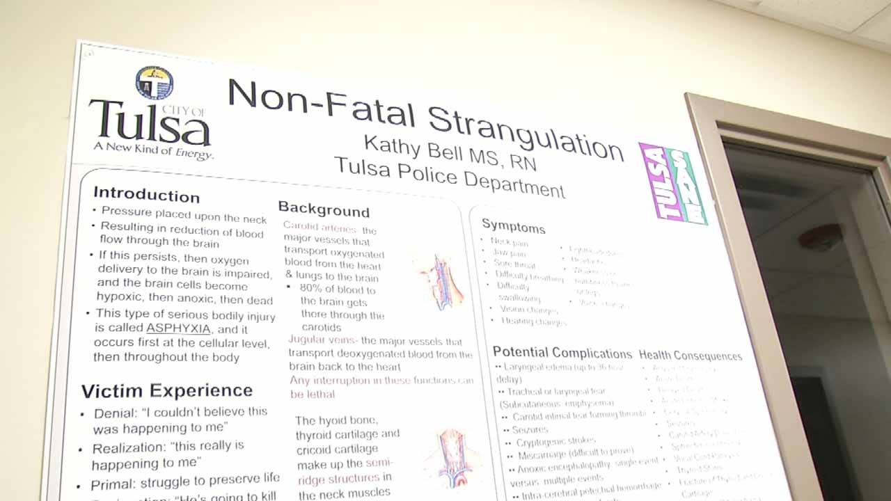 New Effort Underway To Help Tulsa Victims Of Domestic Violence