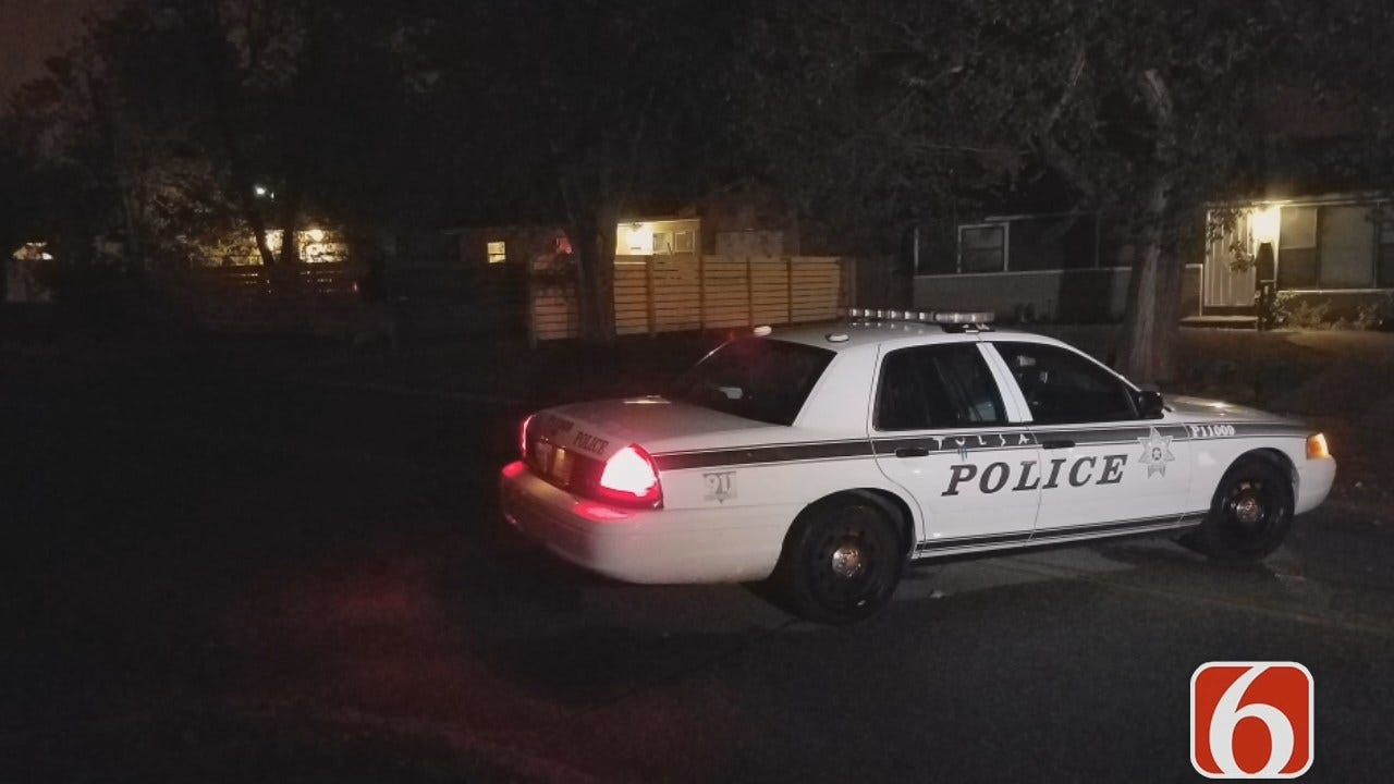 Dave Davis Reports On Stabbing During Tulsa Armed Robbery
