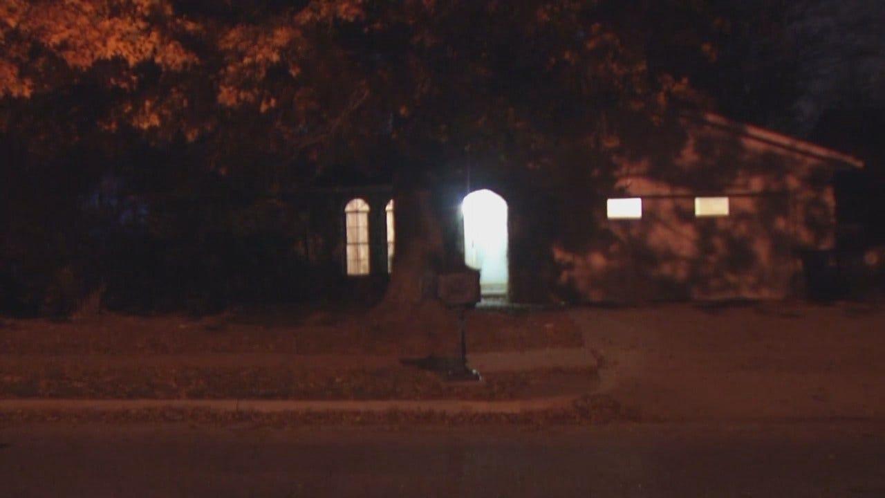 WEB EXTRA: Shots Fired Into Tulsa House
