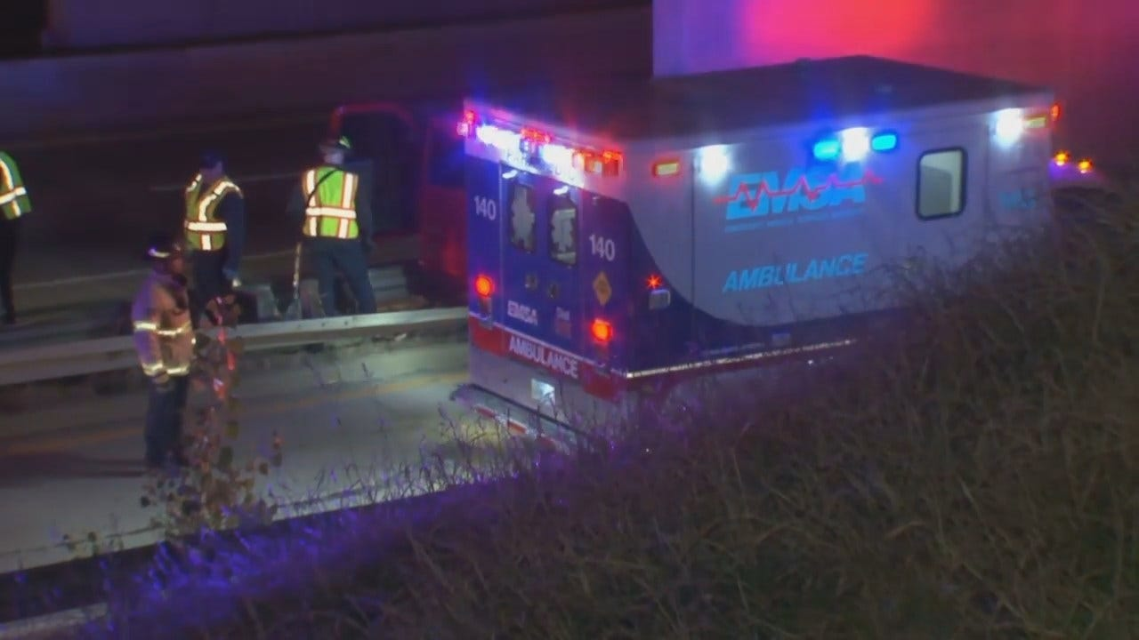 WEB EXTRA: Video From Scene Of I-44 Crash At Union
