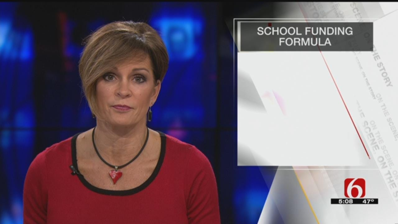 Task Force Looking At New Ways To Divide Funding For Oklahoma Schools