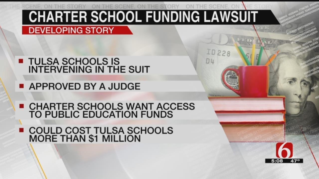 Judge: TPS Can Intervene In Charter School Funding Lawsuit
