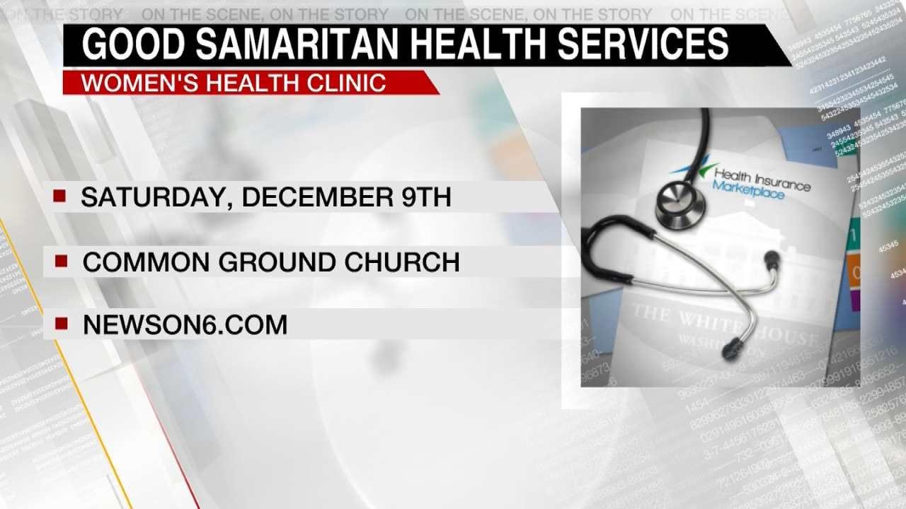 Good Samaritan Health Services Free Clinic Preview