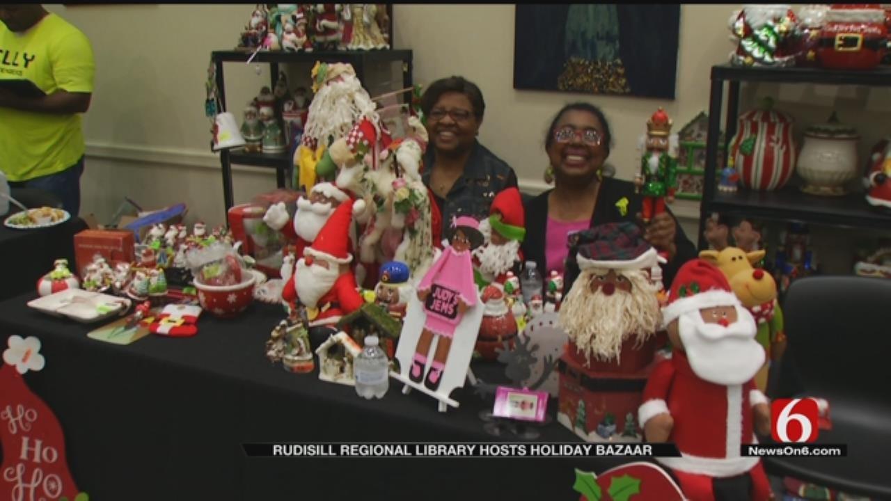 North Tulsa Holiday Bazaar Offers Unique, Handmade Gifts
