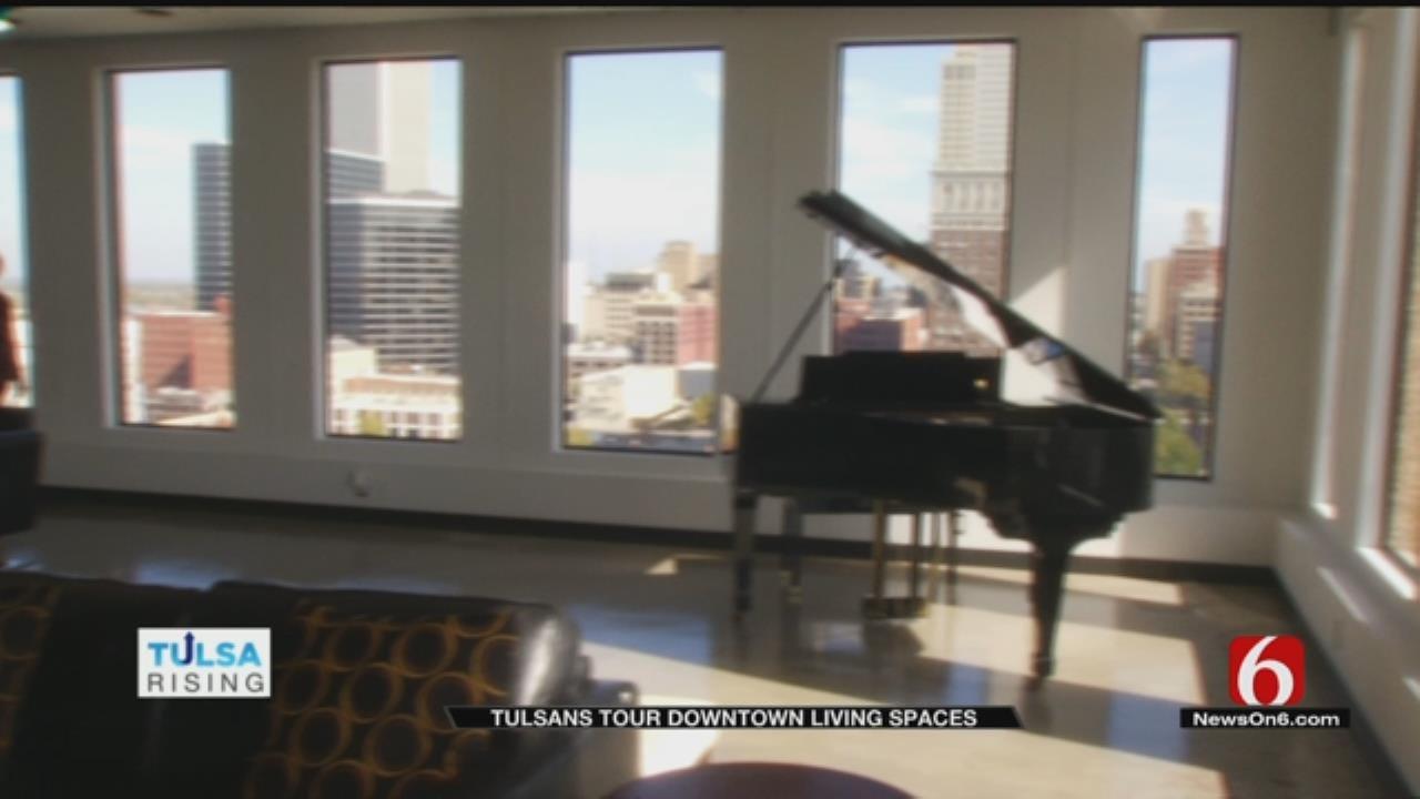 Tulsa Tour Showcases Downtown Living