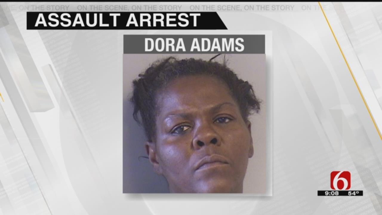 Tulsa Woman After Arrest: 'I Should Have Killed Her'