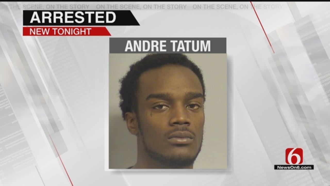 Police Say Tulsa Man Breaks Into Truck, Fires Shots