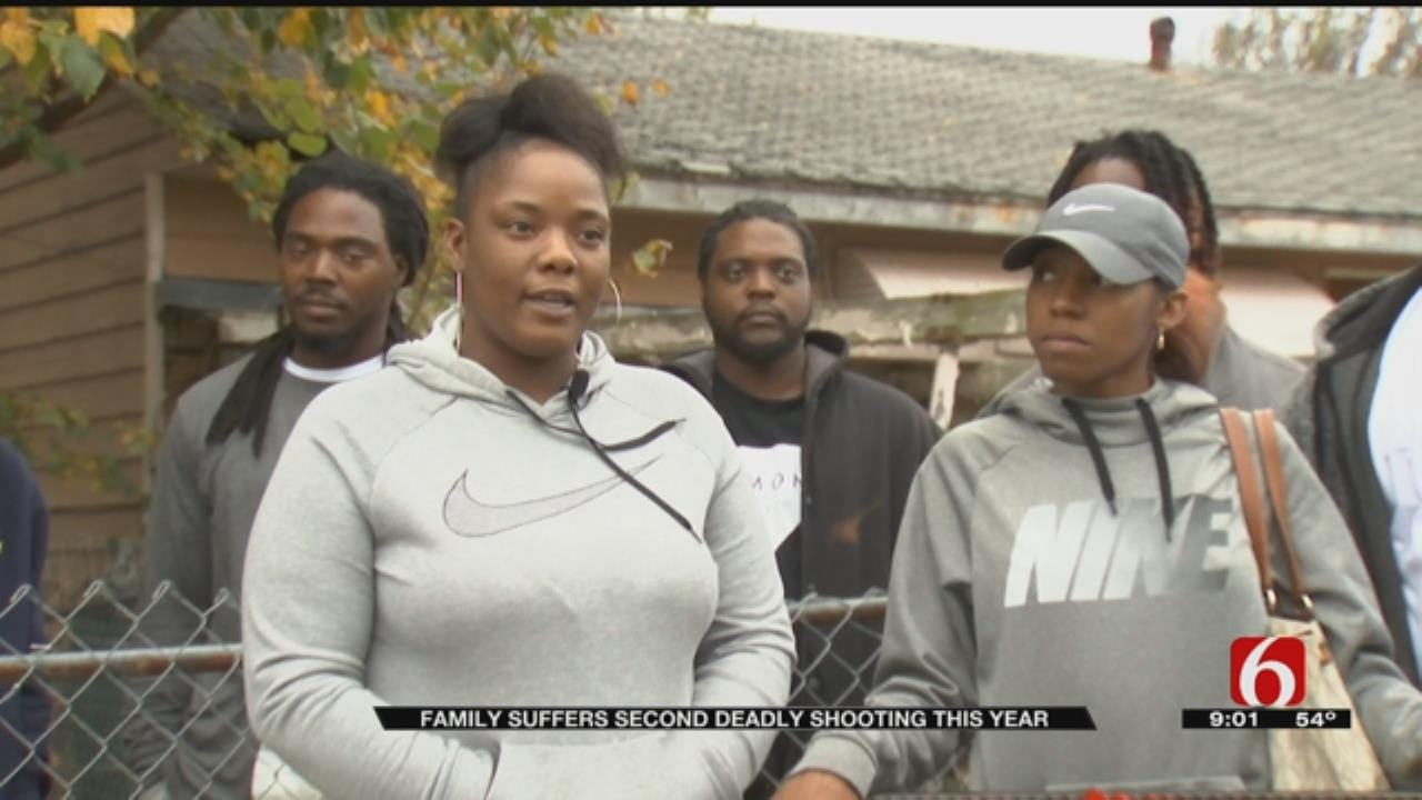 Family Mourns Loss Of Tulsa's Latest Homicide Victim