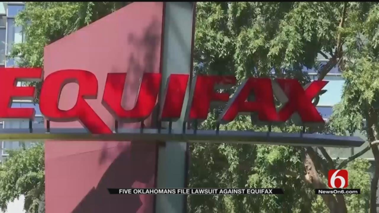 Oklahomans File Lawsuit Against Equifax