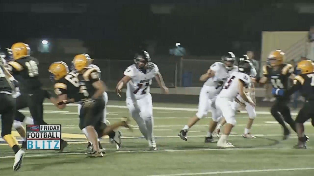Holland Hall Beats Victory Christian In Week 10