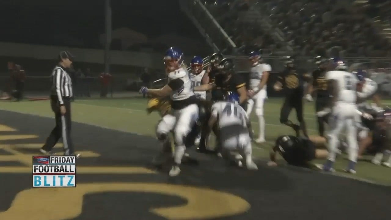 Bixby Beats Sand Springs In Week 10