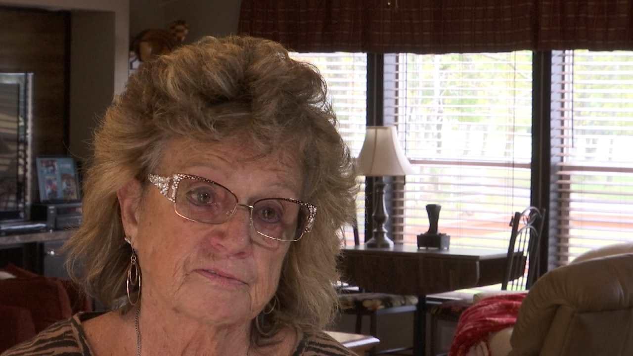 Wagoner County Woman Says Burglars Stole Valuables, Memories Too