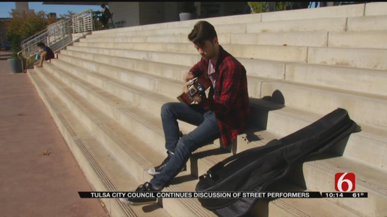 Tulsa City Councilor Continues Fight To Legalize Street Performance