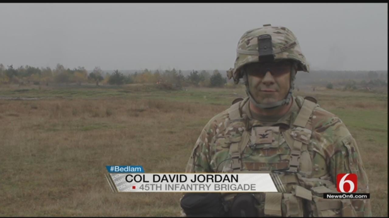 Bedlam Shoutout From Col. David Jordan Serving In Ukraine