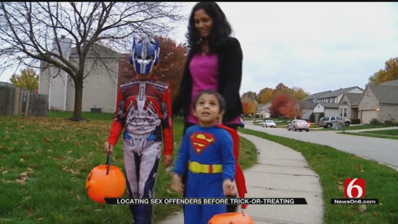 Tulsa Sex Offenders Legally Allowed To Pass Out Candy On Halloween