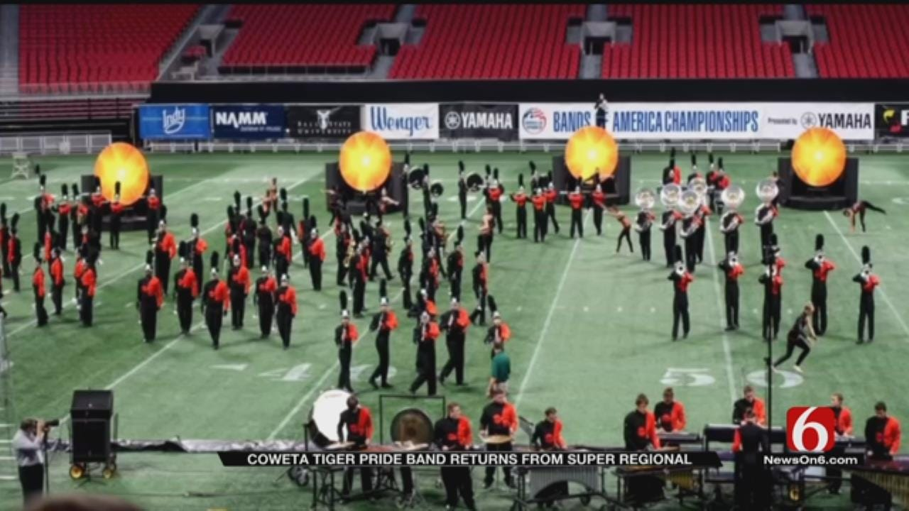 Green Country Bands Get National Recognition, Win State Awards