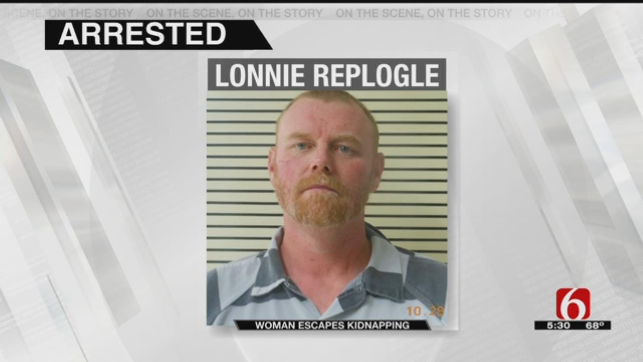 Wagoner County Woman Kidnapped, Forced To Walk Through Woods, Police Say